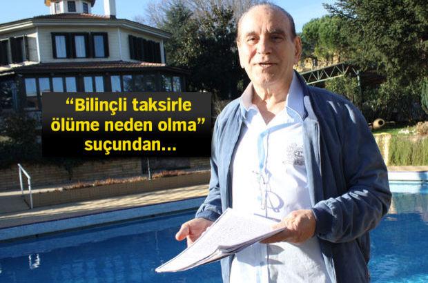 Doktor Muzaffer Kuşhan cezaevinde