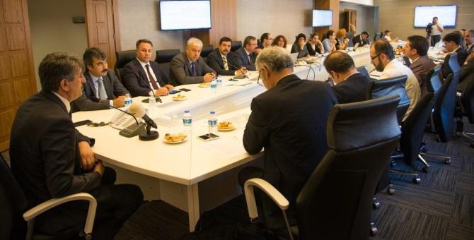 SGK ve Sağlık Bakanlığı istişare toplantısı yaptı