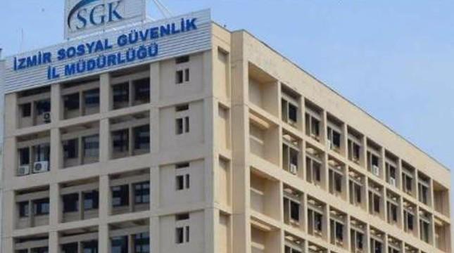 İzmir SGK'da 38 kişi açığa alındı