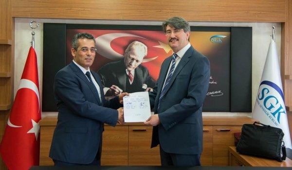 GSS Genel Müdürlüğüne vekâleten Dr. Gazi Alataş atandı