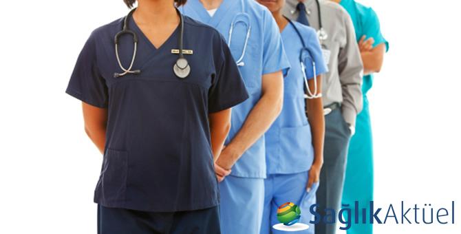 Sağlık çalışanlarının işinden ayrılmasına izin verilmeyecek