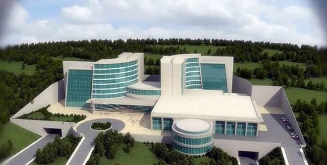 Yozgat Şehir Hastanesi Türkiye'de ilk olma yolunda
