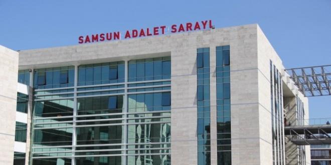 Samsun'da 284 kamu personeli tutuklandı