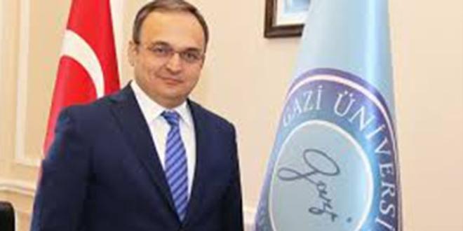 Gazi Üniversitesi eski Rektörü tutuklandı