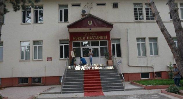 Tatvan Asker Hastanesi'nin Sağlık Bakanlığına devri yapıldı