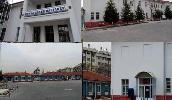 Konya Asker Hastanesi Sağlık Bakanlığına devredildi