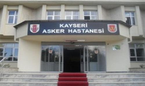 Kayseri Asker Hastanesi, Seyyid Burhanedin Binası ismiyle hizmet vermeye başladı