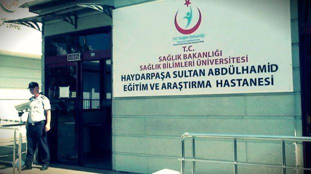 "GATA Haydarpaşa'nın yeni ismi ""Sultan Abdülhamid"" oldu"