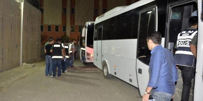 Süleyman Demirel Üniversitesi personeli 9 kişi tutuklandı