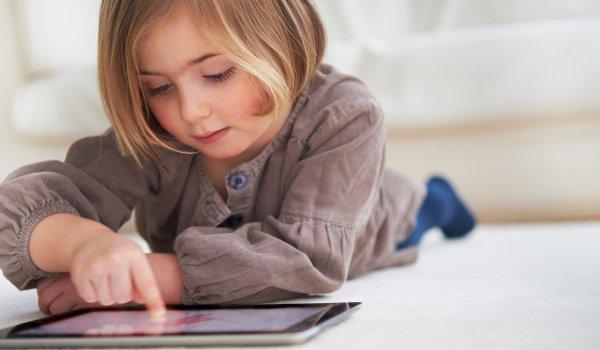 """""""iPad, çocuklarda sakinleştirici ilaç kadar etkili"""""""