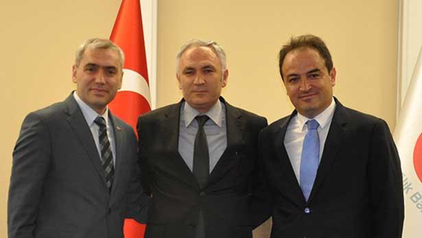 Türkiye İlaç ve Tıbbi Cihaz Kurumu (TİTCK) Başkanlığı'na Dr. Hakkı Gürsöz getirildi