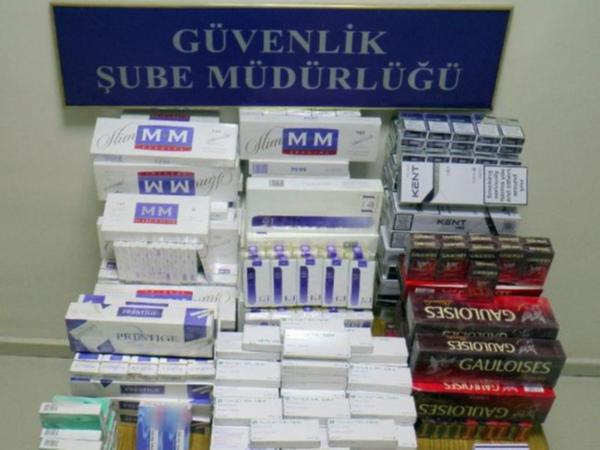 Şanlıurfa'da 202 paket sahte ilaç ele geçirildi