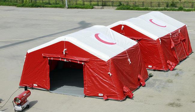 Cerablusluların sağlığı Türk doktorlara emanet