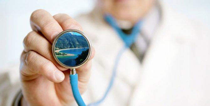 """""""Cari açığın kapatılmasında sağlık turizmi çok önemli"""""""