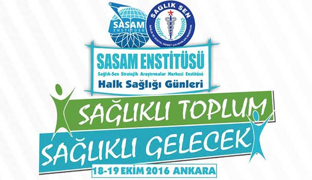Sağlığın geleceği Ankara'da tartışılacak
