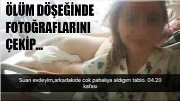 Hemşirenin sosyal medyada paylaştığı fotoğraf büyük tepki topladı
