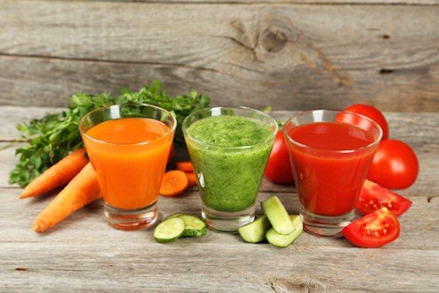 Tıp otoritelerinin hemfikir olduğu beslenme şekli: Bol sebze suyu tüketin!