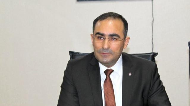 Karaman'da yeni Genel Sekreter göreve başladı