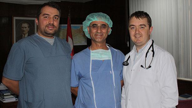 Türk hekim geliştirdiği yöntemle dünya tıp literatürüne geçti