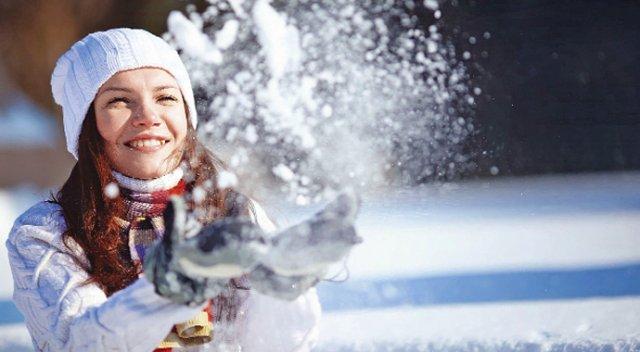 Soğuk havalar kilo vermek için fırsat