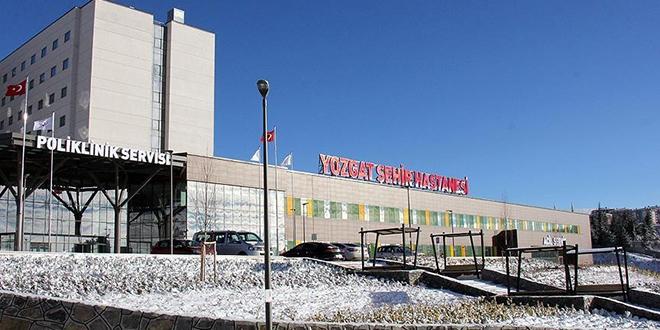 Yozgat Şehir Hastanesi açılışa hazır
