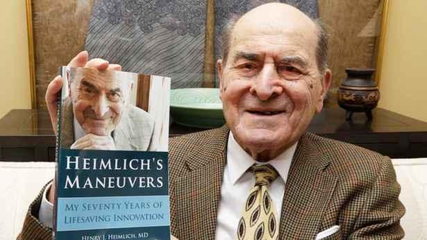 Heimlich manevrası tekniğinin sahibi ABD'li dr hayatını kaybetti