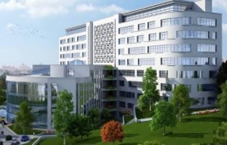 Otel konforunda hastane