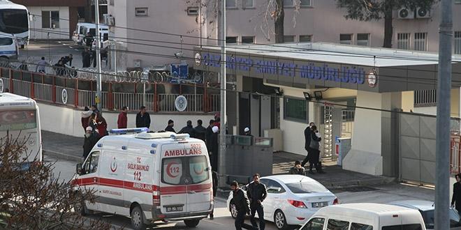 Gaziantep saldırısında 2. terörist sağ yakalandı