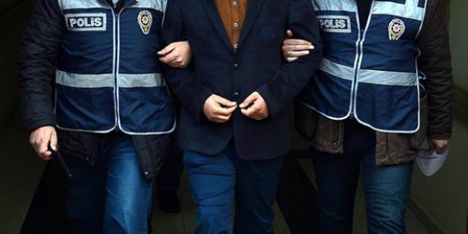 Kayseri'de yolsuzluk operasyonu: Biri profesör 2 doktor gözaltında