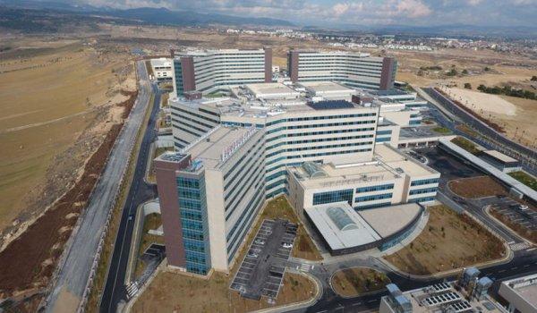 İzmir'e ikinci şehir hastanesi geliyor