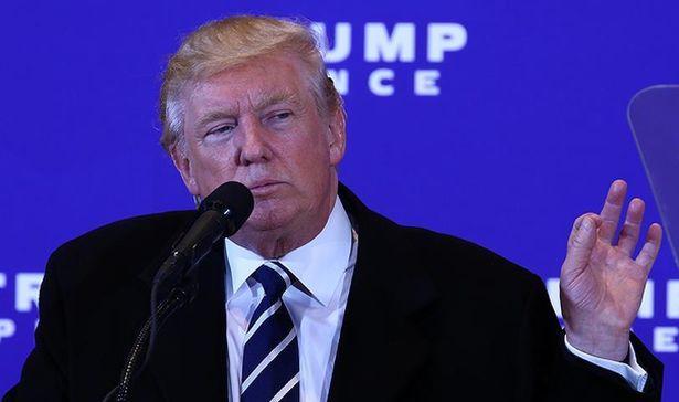 """Trump'tan """"geri çekilen sağlık yasa tasarısı"""" değerlendirmesi"""