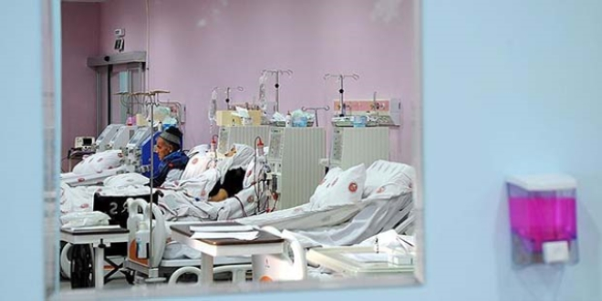 'Türkiye'de her 11-12 erişkinden biri böbrek hastası'