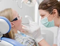 Diş tedavisinde özele sevk