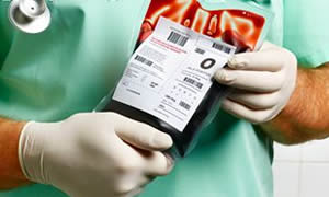 Kadınlar Kan Bağışına Soğuk