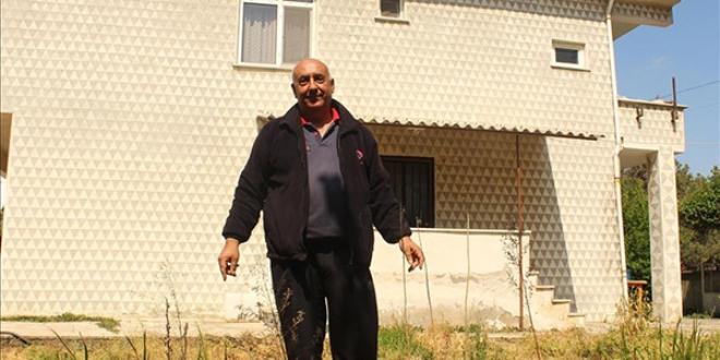 Hayvanlar için lüks sitedeki evini satıp kiraya çıktı
