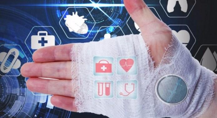 Akıllı bandajlar bizim yerimize doktor ile konuşacak