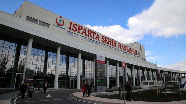Isparta Şehir Hastanesi Başhekimi, göreve başladı
