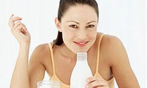 Süt kilo aldırır mı?