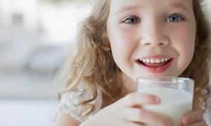 Süt içerek rekor kıracaklar