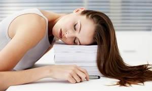 Çalışan kadınlar uykusuzluk çekiyor