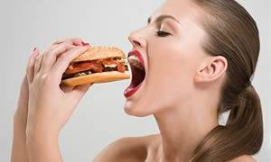 """Hamburger""de Astım Riski"