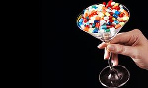 Alkolizme karşı 10 ilaç yolda!