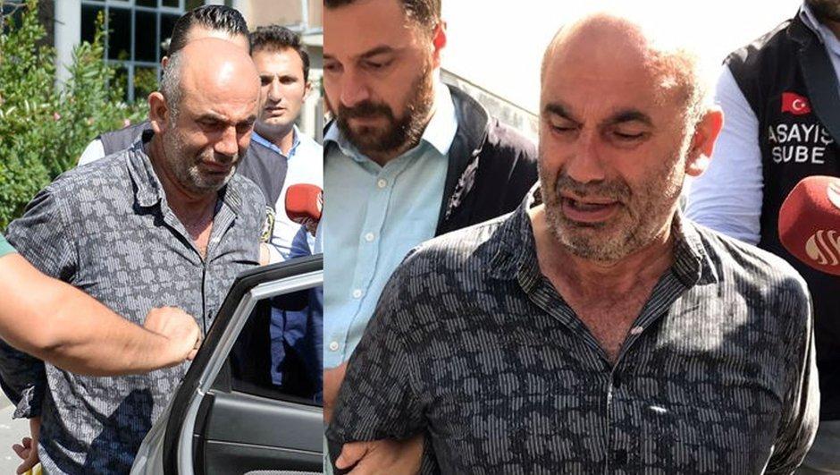 2 oğlunu öldürüp 1'ini yaralayan baba adliyeye sevk edildi