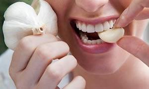 Sarımsak, tiryakileri nikotinin zararından koruyor