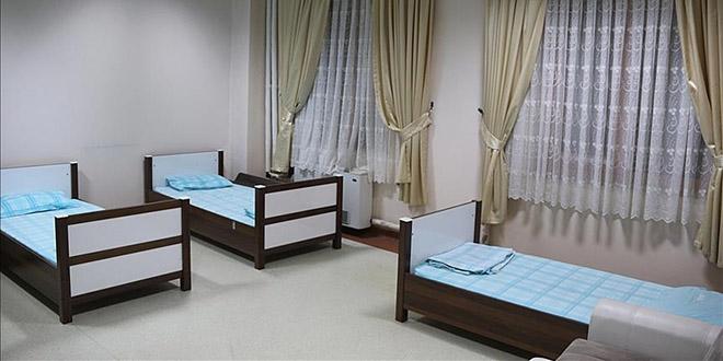 Yeni doğum yapan annelere 'Anne Oteli' hizmeti