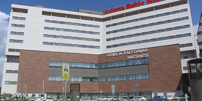Adana Şehir Hastanesi yarın hasta kabulüne başlayacak