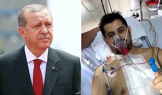 Cumhurbaşkanı Erdoğan, bıçaklanan doktorun sağlık durumu hakkında bilgi aldı!