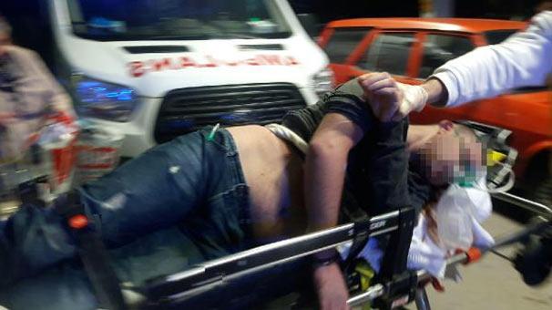 Bursa'da bunalıma giren kişi tuz ruhu içerek intihara kalkıştı