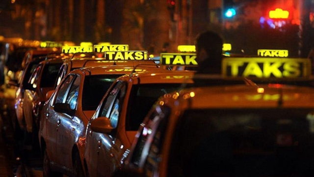 Ankara'da genç kadına takside tecavüz