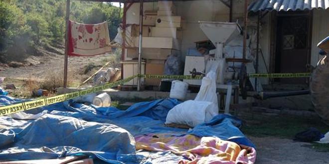 Bursa'da kan donduran olay: Suriyeli kadın paramparça oldu